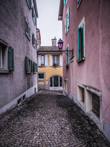 Suisse village Nyon