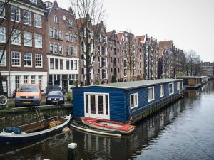 péniche Amsterdam