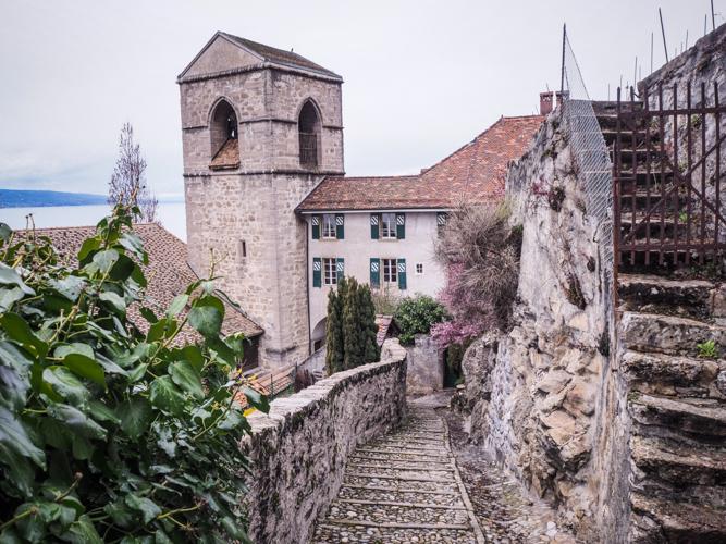 Suisse Saint Saphorin