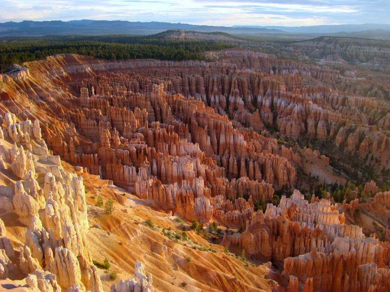 Bryce Canyon USA parc national