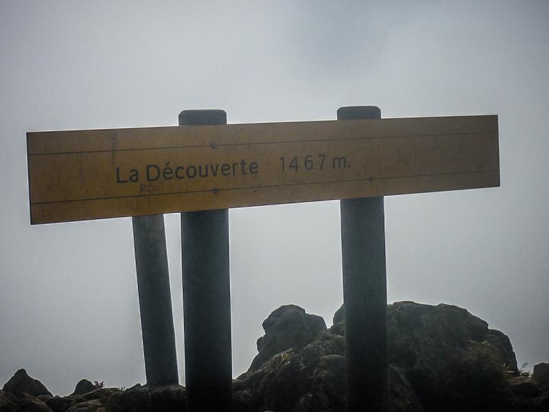 Guadeloupe La Soufrière