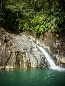 Saut d'Acomat Guadeloupe