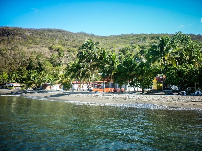 plage de Malendure Guadeloupe