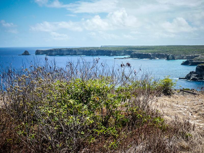 Pointe de la Vigie Guadeloupe