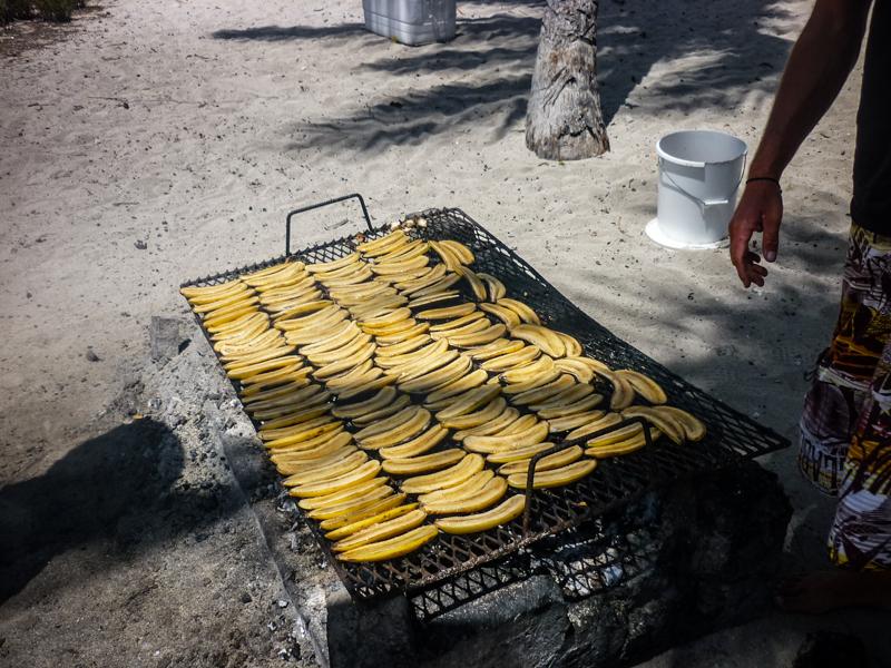 banane-flambee