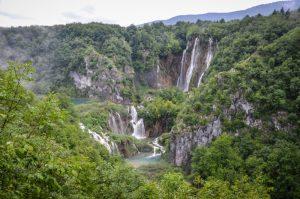 croatie-lacs-de-plitvice-vue