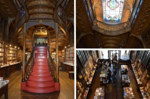Porto librairie Lello