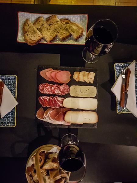 bar à vin A Bolina