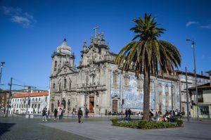 PORTO PORTUGAL igreja do carmo