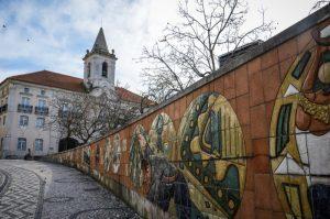 Aveiro portugal église