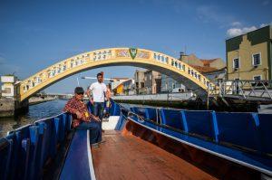 moliceiros barque