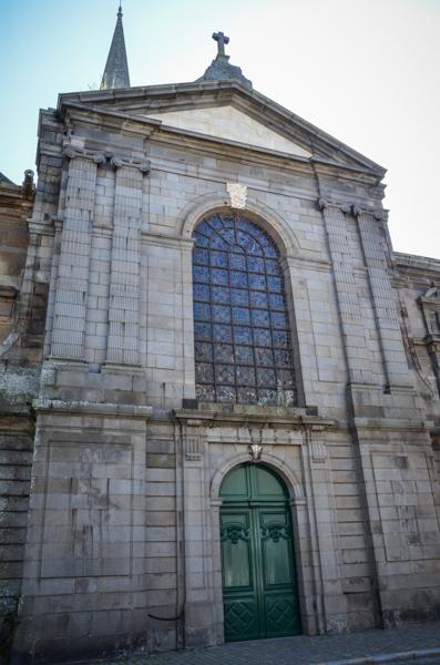 cathédrale st vincent Saint-Malo bretagne