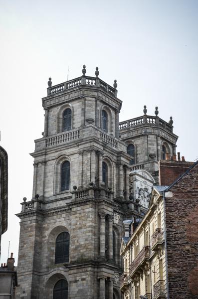 cathédrale St Pierre bretagne