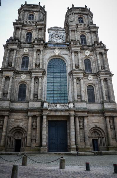 cathédrale Saint Pierre bretagne