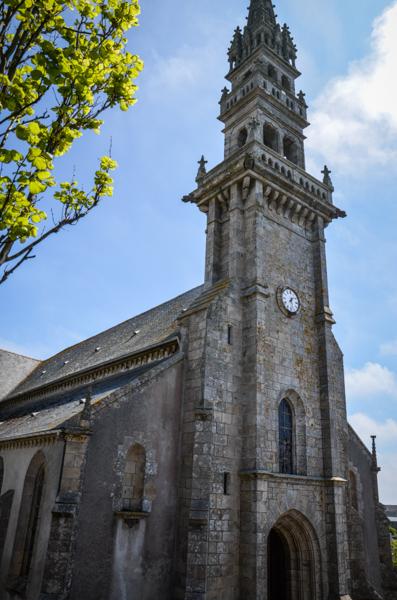 église lampaul