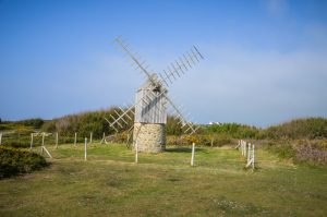 île Ouessant Bretagne Finistère moulin