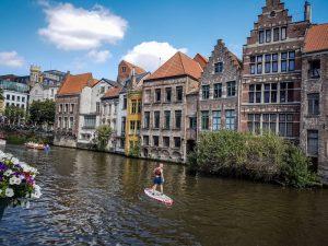 canaux belgique