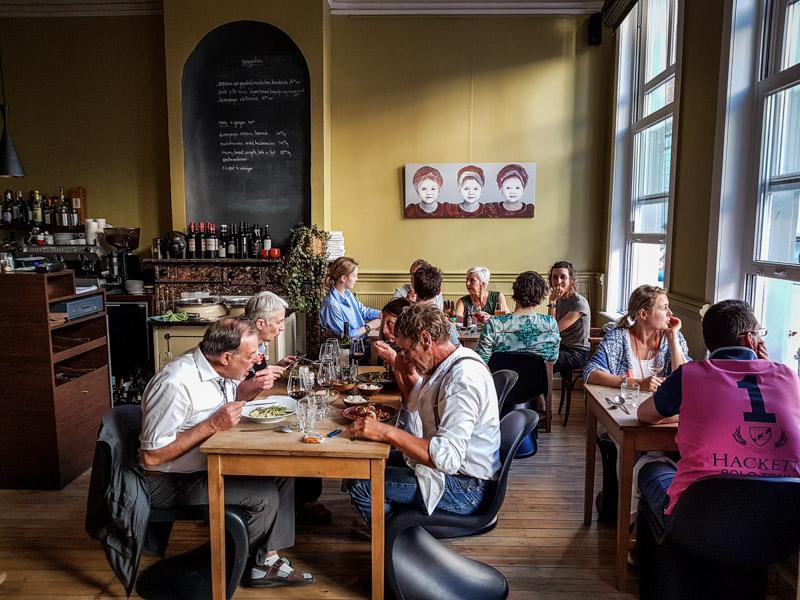 Lepelblad restaurant