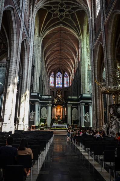 cathédrale saint bavon
