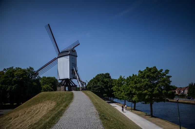 moulin à vent belgique