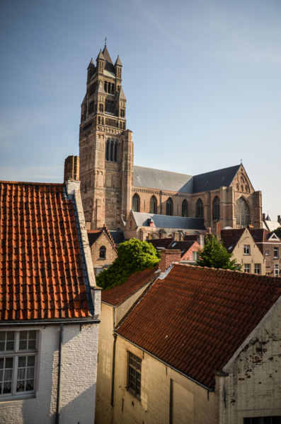 Bruges Belgique blog voyage Trotteurs Addict cathédrale saint sauveur