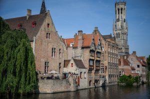 Bruges Belgique blog voyage Trotteurs Addict quai des rosaires