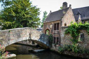 Bruges Belgique blog voyage Trotteurs Addict pont Bonifacius