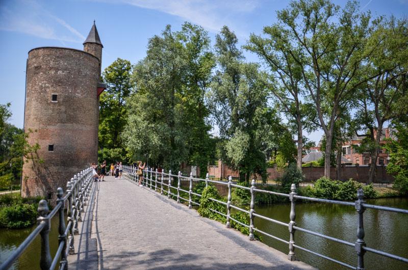 Bruges Belgique blog voyage Trotteurs Addict Minnewater
