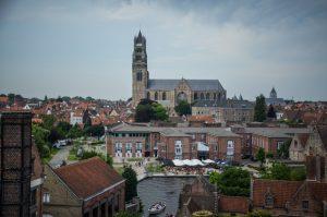vue brasserie belge