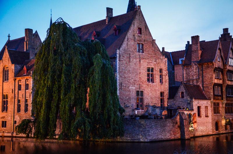 Bruges nuit
