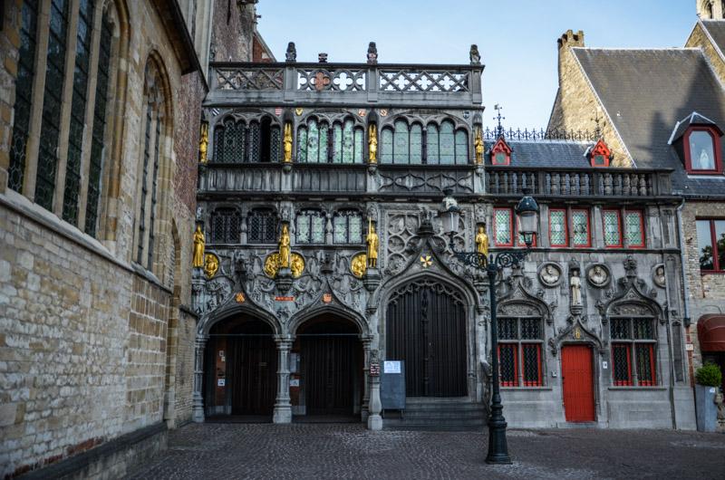 Bruges Belgique blog voyage Trotteurs Addict Burg
