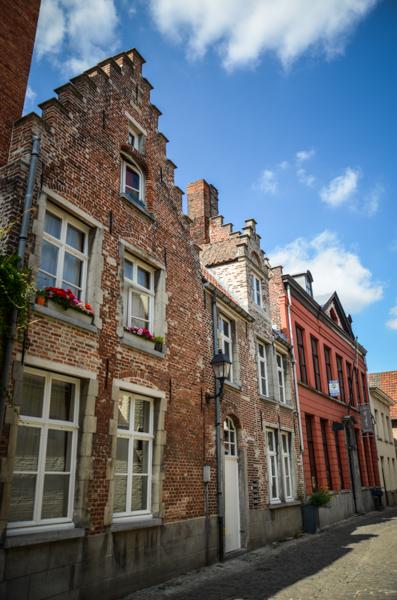 quartier medieval gand