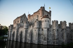 château des comtes de Flandre