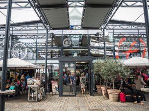 marché couvert de Tovehallerne