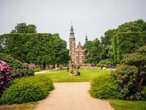 Copenhague château de Rosenborg trotteurs addict blog voyage