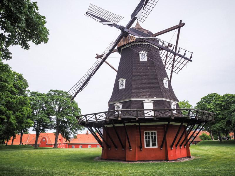 Copenhague Danemark Kastellet trotteurs addict blog voyage