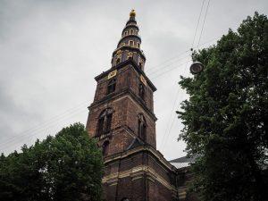 Copenhague Danemark église notre sauveur trotteurs addict blog voyage
