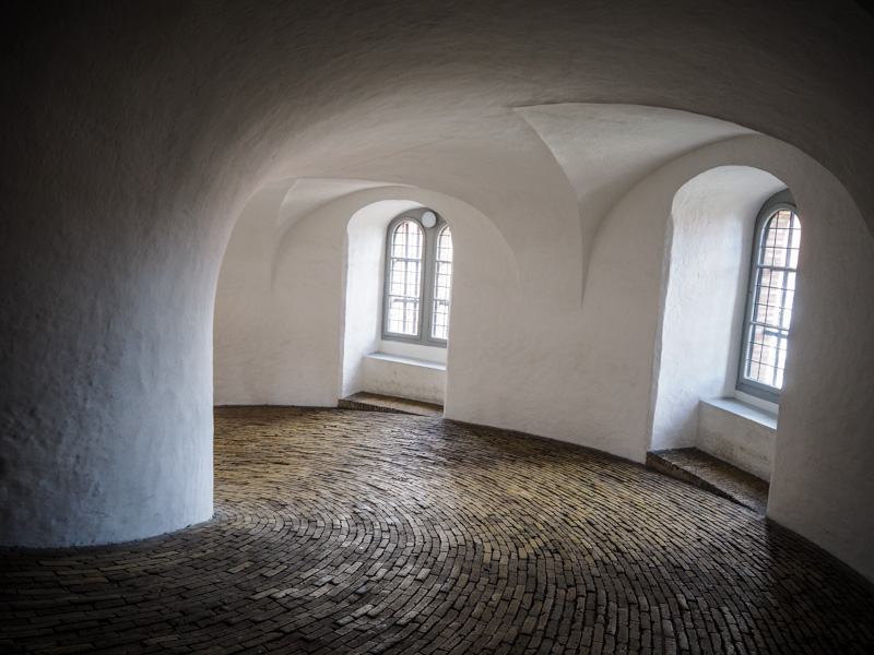 Copenhague Danemark Rundetarn blog voyage Trotteurs Addict