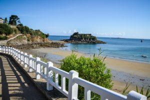 Saint-Quay-Portrieux Bretagne Côtes d'Armor île de la comtesse