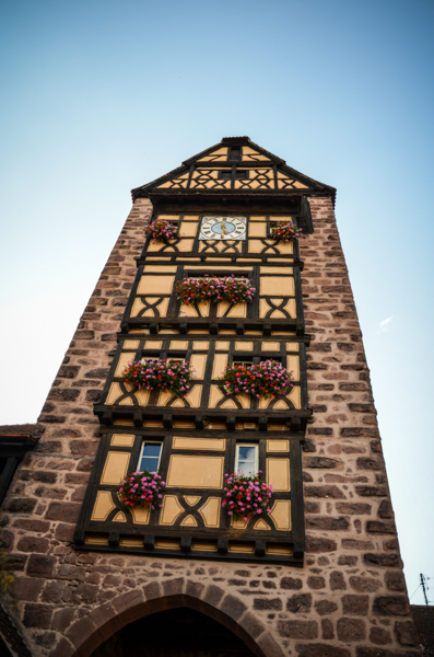 riquewihr village alsace blog voyage