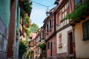 Kaysersberg alsace village blog voyage