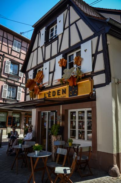 Obernai alsace village blog voyage