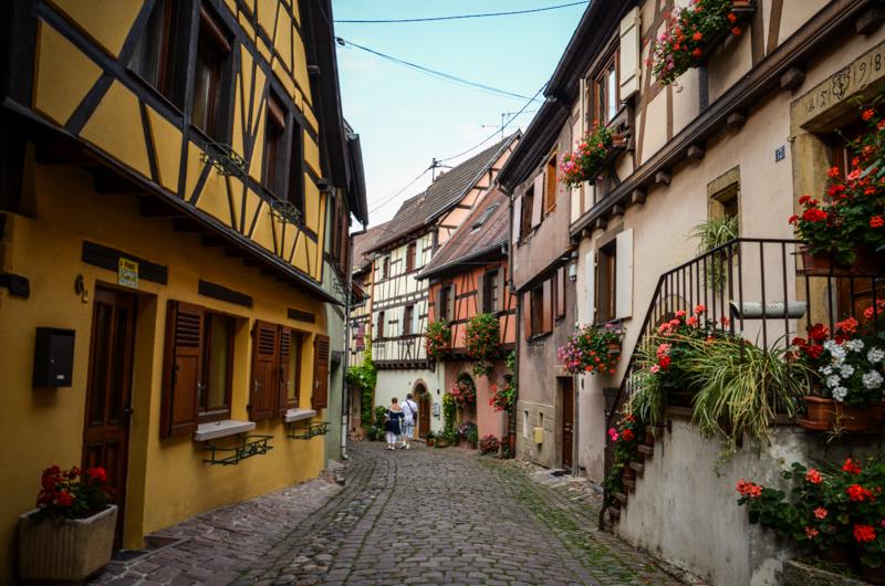 alsace eguisheim village blog voyage