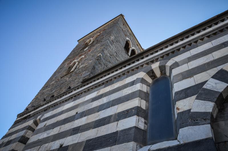 eglise-san-pietro-portovenere italie blog voyage