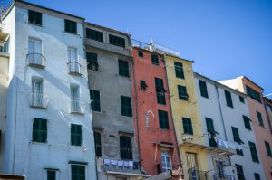 façades portovenere italie