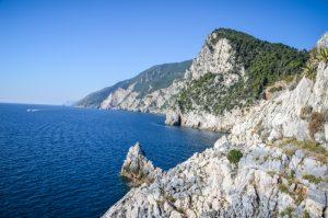falaises portovenere italie blog voyage