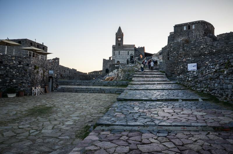 portovenere eglise san pietro italie blog voyage