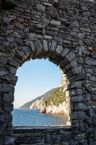 portovenere italie grotte