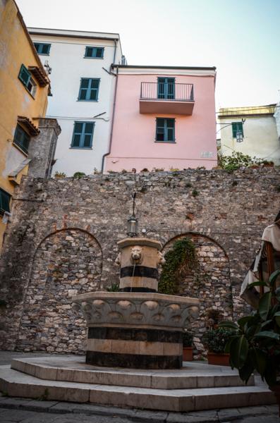 village portovenere italie facades blog voyage