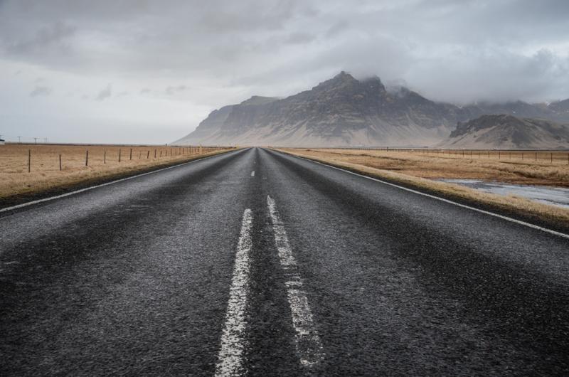 Islande route voyage